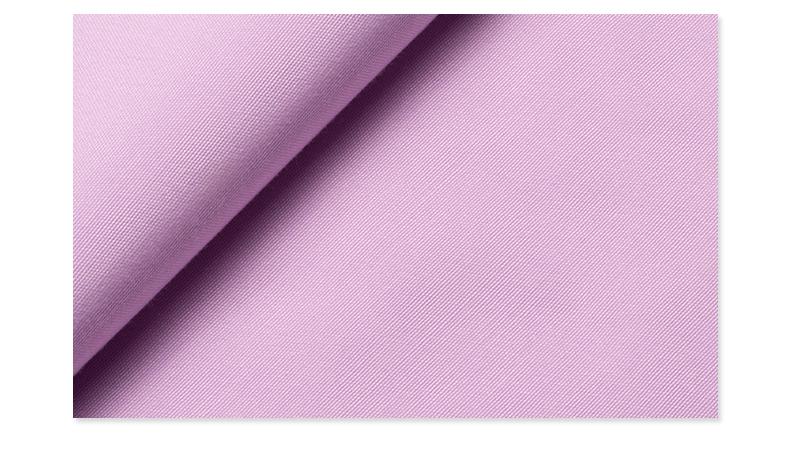 吸湿排汗快干医护面料#紫荷粉