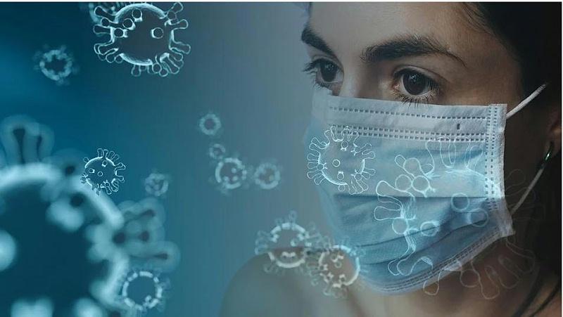 防护口罩 戴口罩,健康罩着你!勤洗手,得心应手!