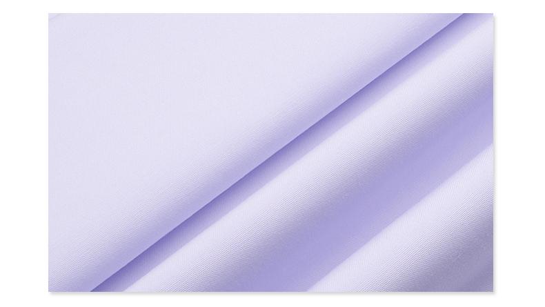 精密纺吸湿排汗医护面料#蓝光白